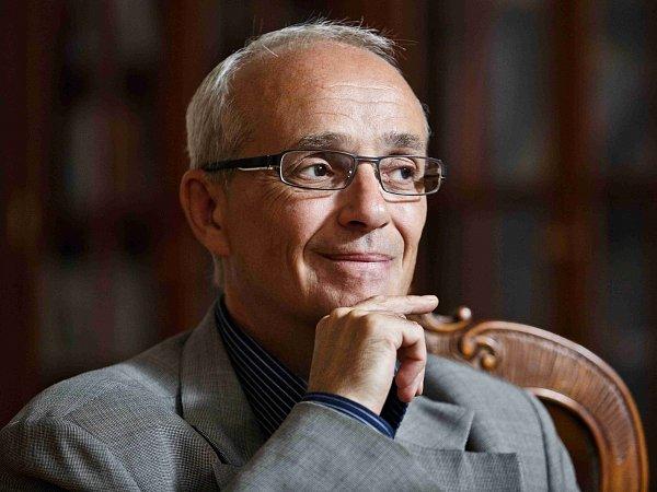 Ředitel Národního divadla vPraze Jan Burian.