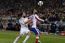 Atlético Madrid zdolalo v poháru Real Madrid