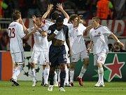 Bayern slaví, Lyon pláče.