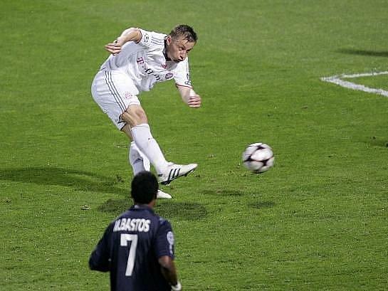 Ivica Olič Bayernu vystřelil finále Ligy mistrů.