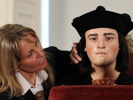 Britští vědci rekonstruovali podobu Richarda III.