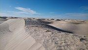 Město Douz je odedávna považováno za bránu do Sahary. Právě toto město stojí na hranici písečného moře zvaného Velký východní erg.