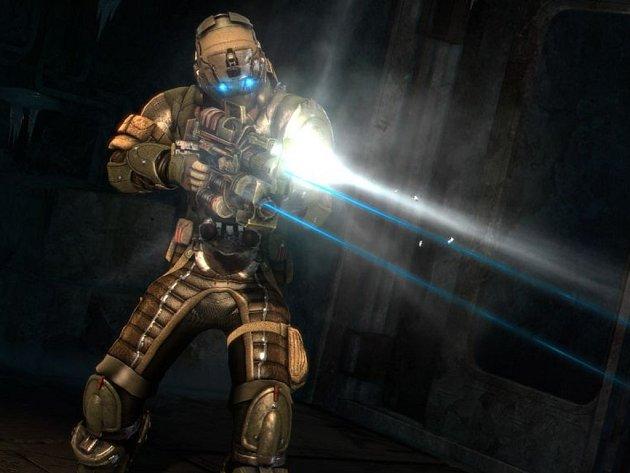 Počítačová hra Dead Space 3.