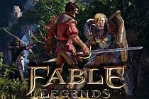 Počítačová hra Fable: Legends.