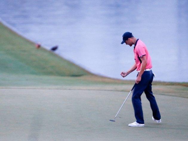 Golfista Martin Kaymer na Players Championship.