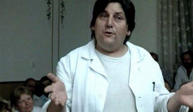 Doktor Kája.