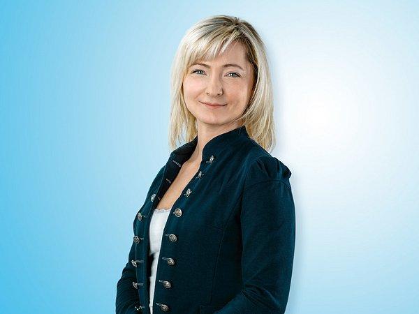 Váš rádce na finance Kateřina Štefanová, Modrá pyramida