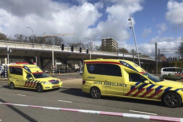 Střelba v nizozemském Utrechtu
