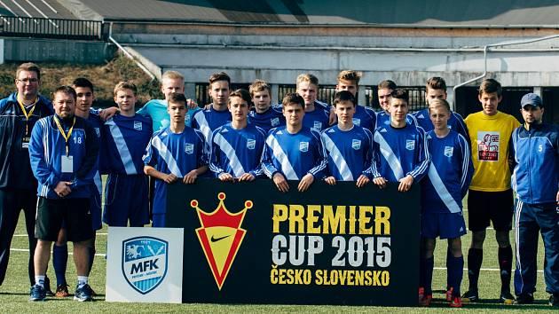 Vítězný tým Frýdku-Místku