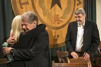 Otec texaského vraha Kent Whitaker poté, co byla jeho synovi udělena milost
