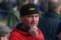 Ve věku 48 let po dlouhodobé těžké nemoci zemřel bývalý mistr světa v cyklokrosu Radomír Šimůnek starší. Na archivním snímku z roku 2004.