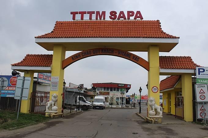 Sapa: Žlutá brána