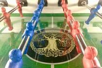 Turnaj ve stolním fotbale