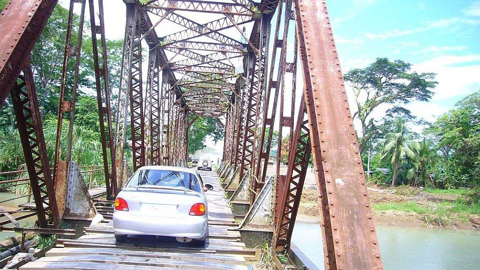 Most Quepos (Kostarika)