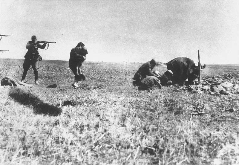 """""""Hon na Židy"""" poblíž ukrajinského Ivangorodu"""