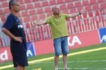 Michal Bílek se vrátil na Letnou ve funkci trenéra Ružomberku.