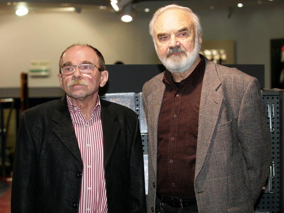 Jaroslav Uhlíř a Zdeněk Svěrák.