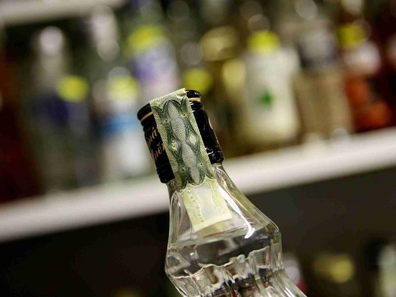 Alkohol je v Česku díky nízkým daním velmi laciný