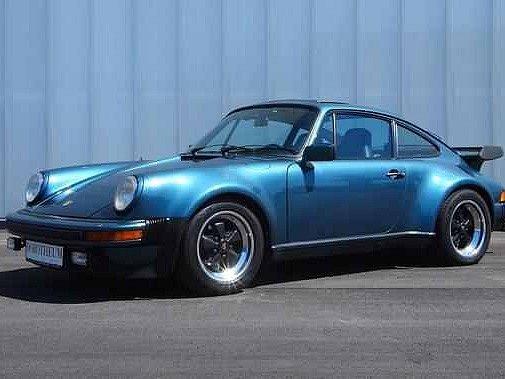 Porsche 911 Billa Gatese