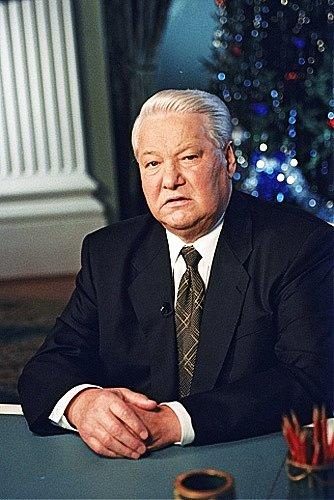 Boris Jelcin, Rusko