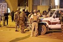 Útok v Burkině Faso