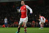 Vymění Tomáš Rosický dres Arsenalu za Sparty?