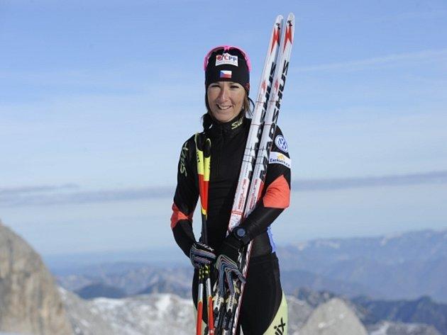 Běžkyně na lyžích Eva Vrabcová-Nývltová si na Tour de Ski připsala nejlepší výsledek v kariéře, ve stíhacím závodu na 15 kilometrů byla šestá.