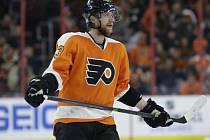 Jakub Voráček z Philadelphie si připsal proti Montrealu dvě asistence a dostal se do čela kanadského bodování NHL: