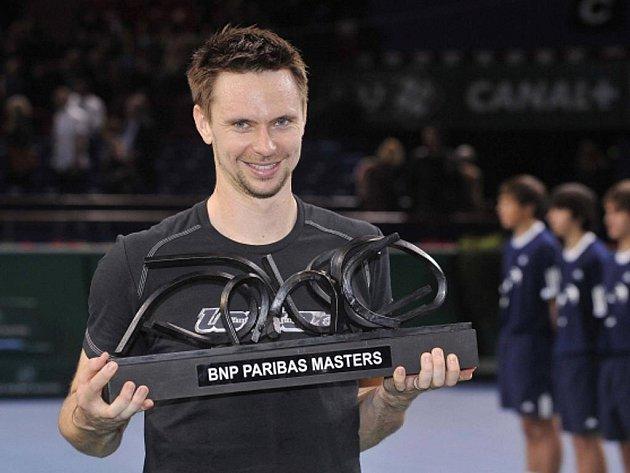 Robin Söderling si podmanil turnaj Masters v Paříži.