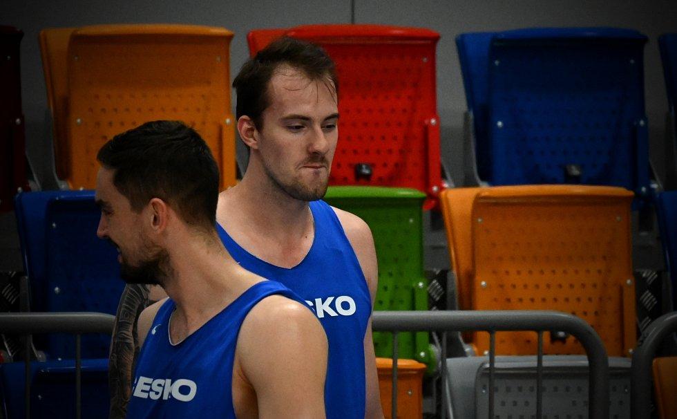 Čeští basketbalisté poprvé trénovali v přípravě na OH v Tokiu.