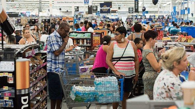 Obyvatelé Floridy se připravují na hurikán Irma