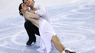 jsou ledové tanečnice meryl a charlie