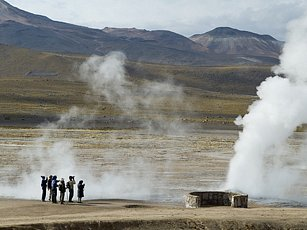 Geotermální energie - velká naděje pro budoucnost