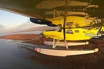 """""""Jsem přesvědčen, že budoucnost dopravy obecně a letectví zvlášť je v elektrifikaci,"""" tvrdí generální ředitel společnosti Harbor Air Seaplanes Greg McDougall"""