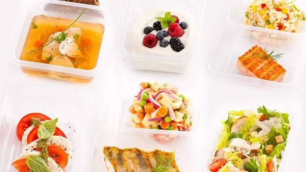 Dieta v krabičce