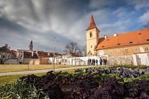 Komplex klášterů minoritů a svaté Kláry