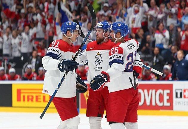 MS v hokeji 2019 - český tým