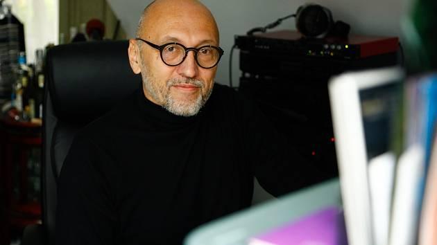 Hudebník a producent Lešek Wronka