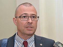 Bývalý ministr obrany Martin Barták.