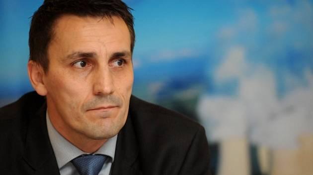 Ředitel Jaderné elektrárny Temelín Bohdan Zronek.