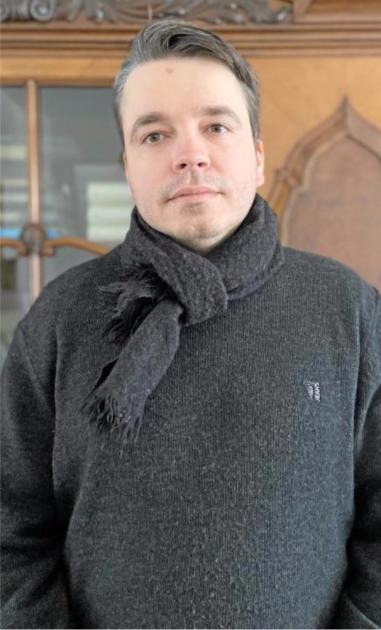 Pavel Šilhan je jednatelem společnosti PDT, která provozuje Panský dvůr vTelči