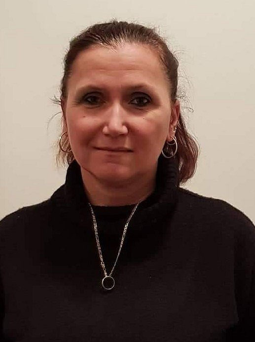 Galina Jarolímková, ředitelka Pedagogicko-psychologické poradny pro Prahu 1, 2 a 4.
