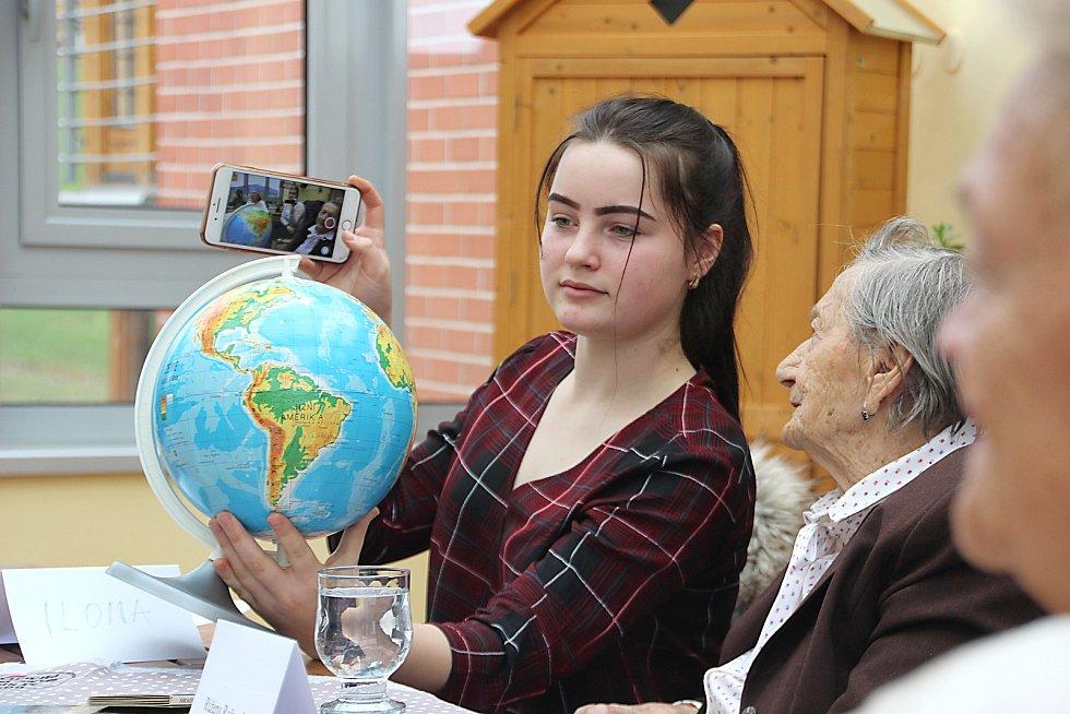 Projekt Deníku a dm drogerie: Propojujeme generace.