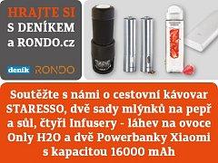Hrajte si s Deníkem a Rondo.cz