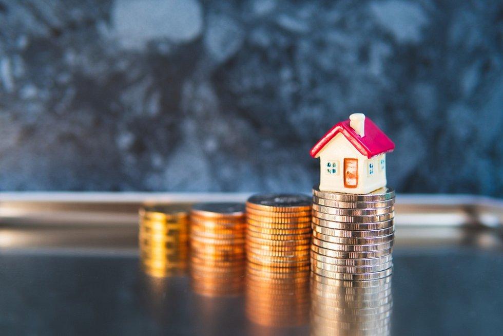 Banka vždy vyžaduje zajištění nemovitostí formou zástavního práva vůči financující bance.