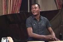Konžský záložník Franci Litsingi se postavil za bonga.