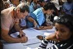 Petice proti vměšování Spojených států do venezuelských záležitostí