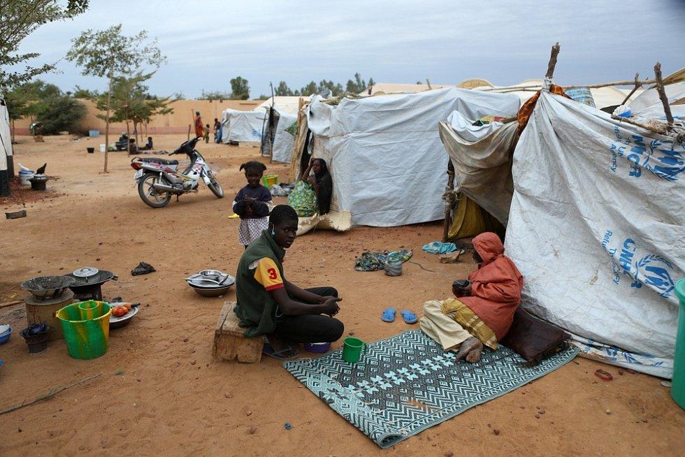 Život v Mali
