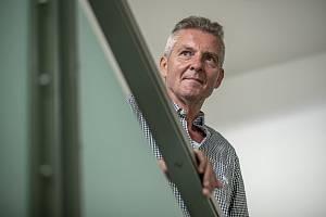Odborník na očkování RNDr. Marek Petráš, autor známého webu vakciny.net
