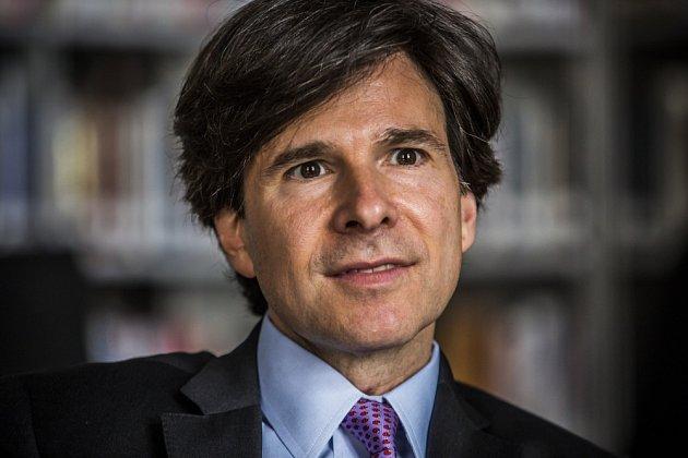 Americký velvyslanec vČR Andrew Schapiro.